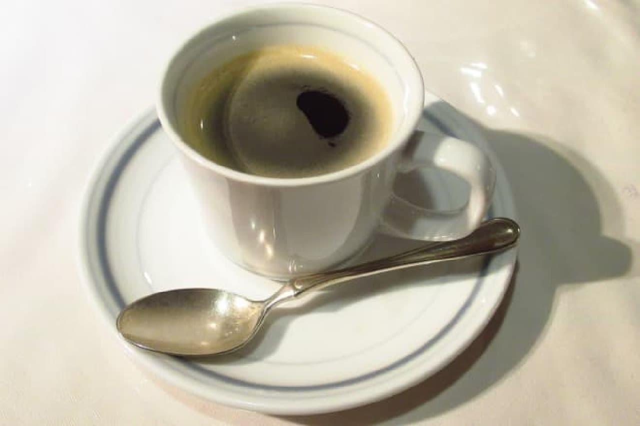 ドブロのコーヒー