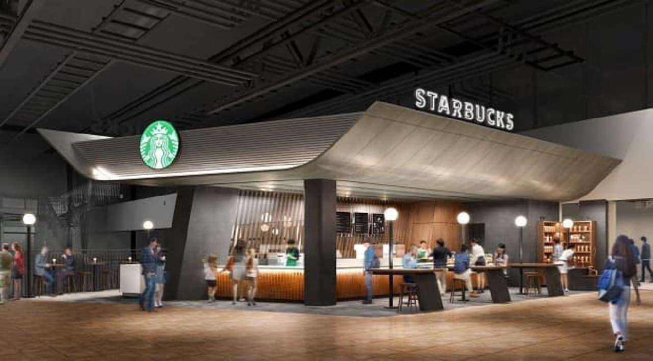 スターバックス コーヒー 中部国際空港セントレア FLIGHT OF DREAMS店