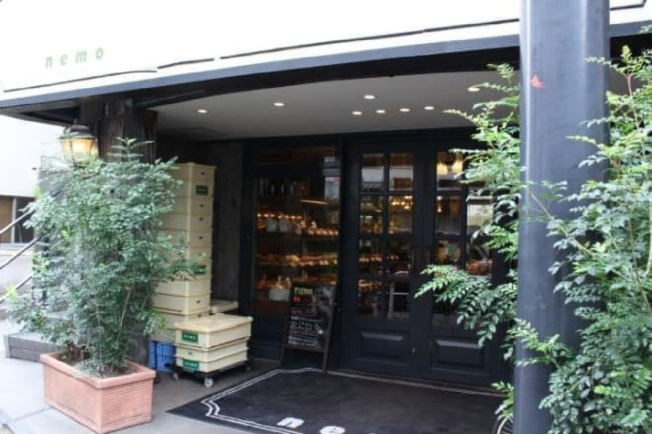 武蔵小山「nemo bakery&cafe」