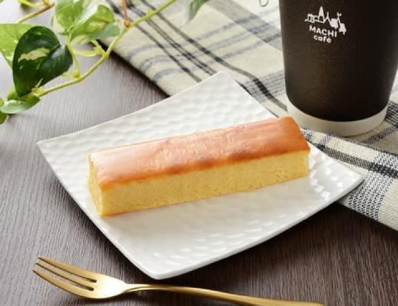 ローソン「ブランのチーズケーキ」