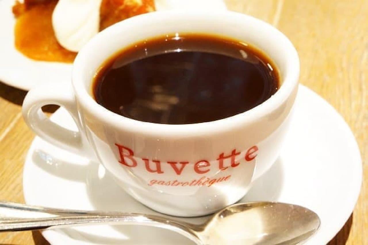 ブヴェットの「ドリップコーヒー」