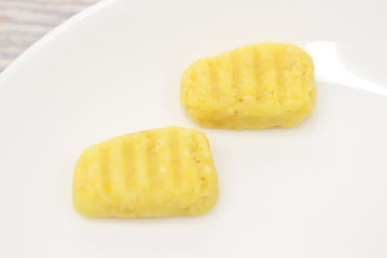 ポッピンクッキン「たのしいナンカレー」を作る様子