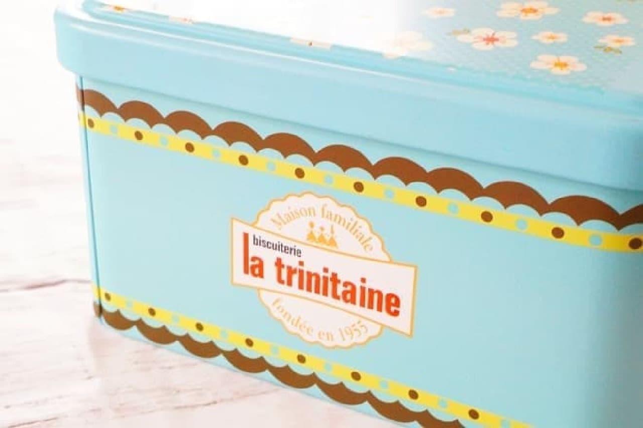 ラ・トリニテーヌのアニマル缶