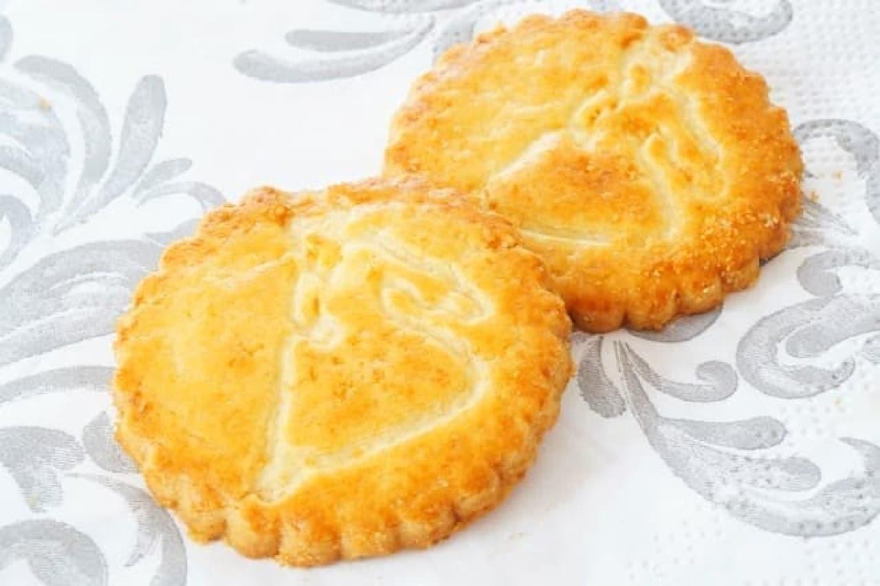 ラ・トリニテーヌのクッキー