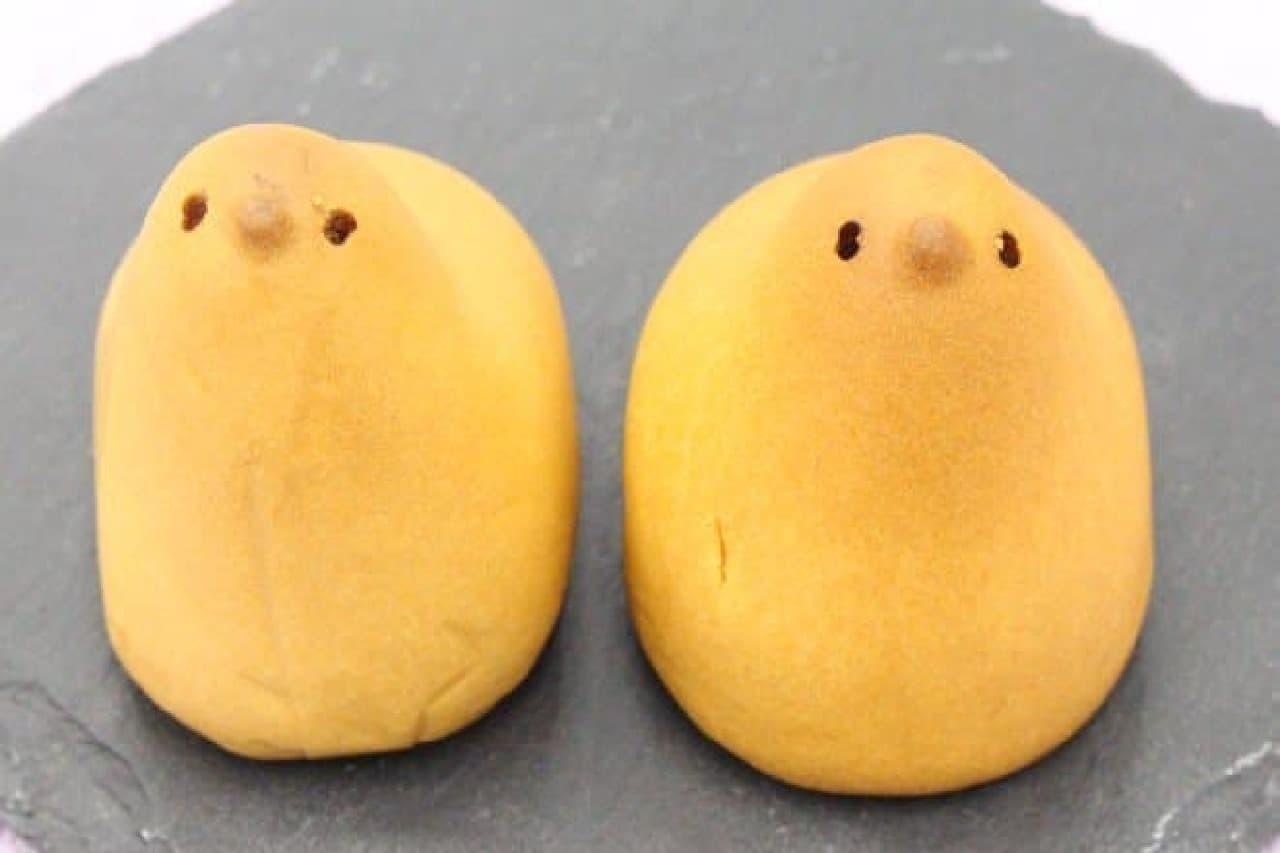 ひよこ本舗 吉野堂「名菓ひよ子」