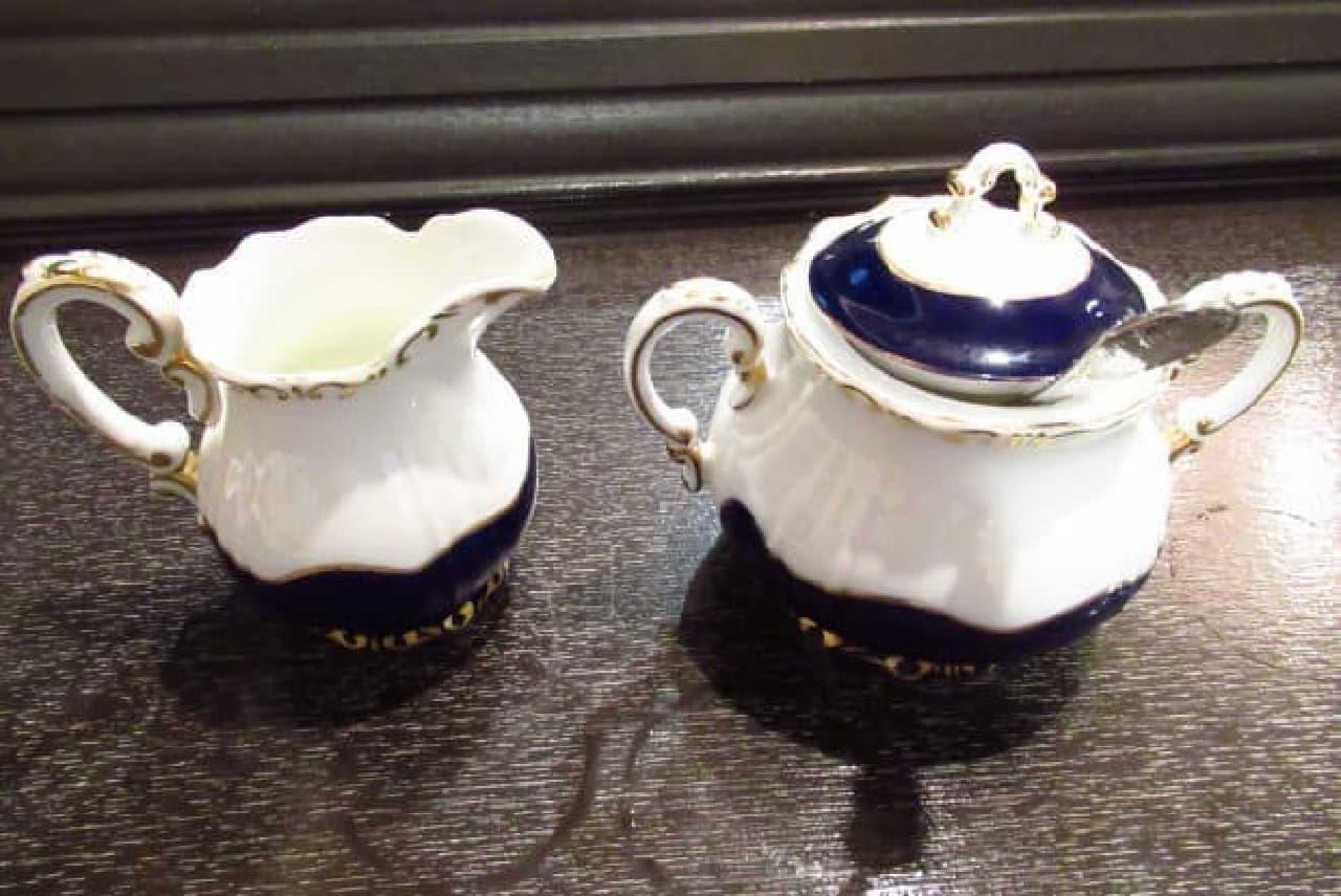 ハンガリーの茶器