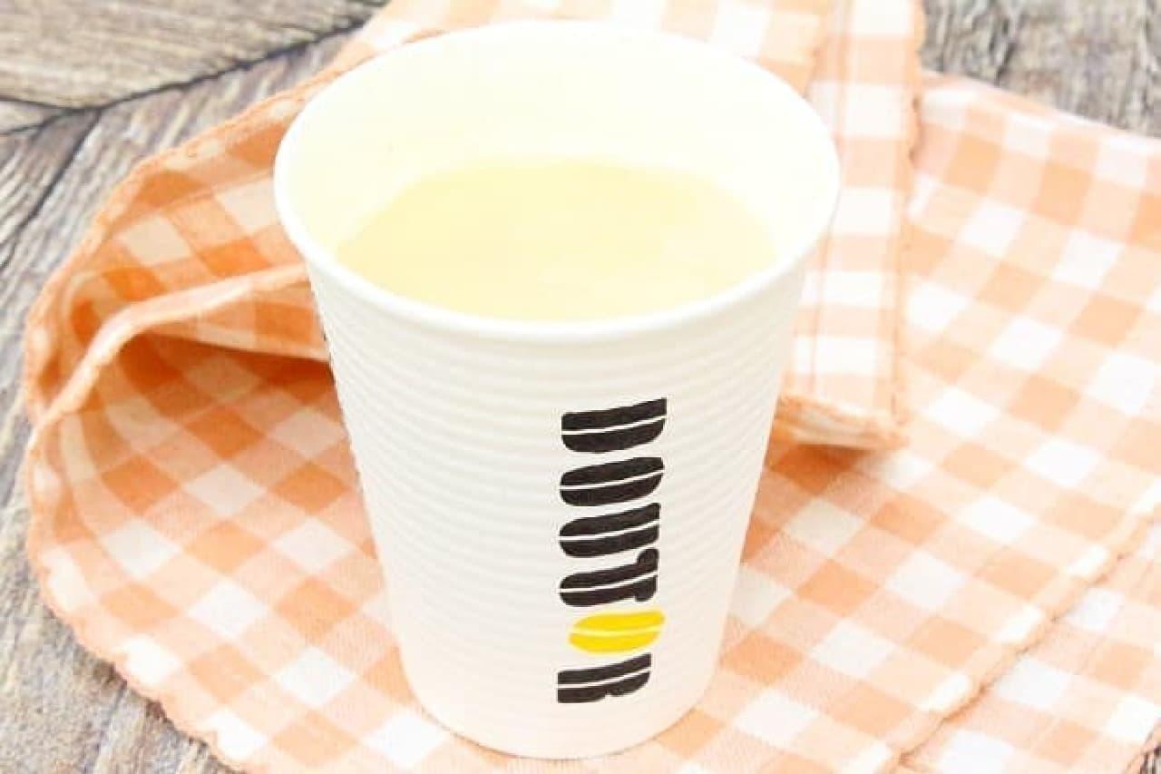 ドトールコーヒー「きなこ豆乳ラテ ~国産丹波黒豆きなこ使用~」
