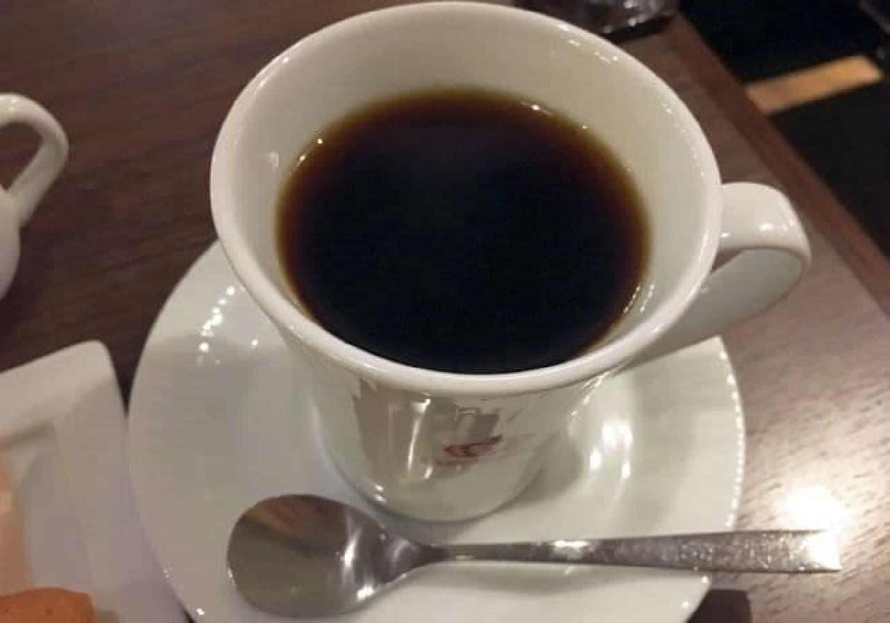 オスロコーヒーのモーニング