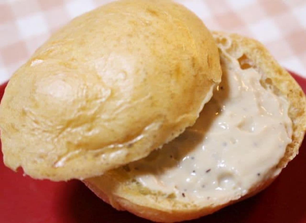 菓子工房KIQCHIのシュークリーム