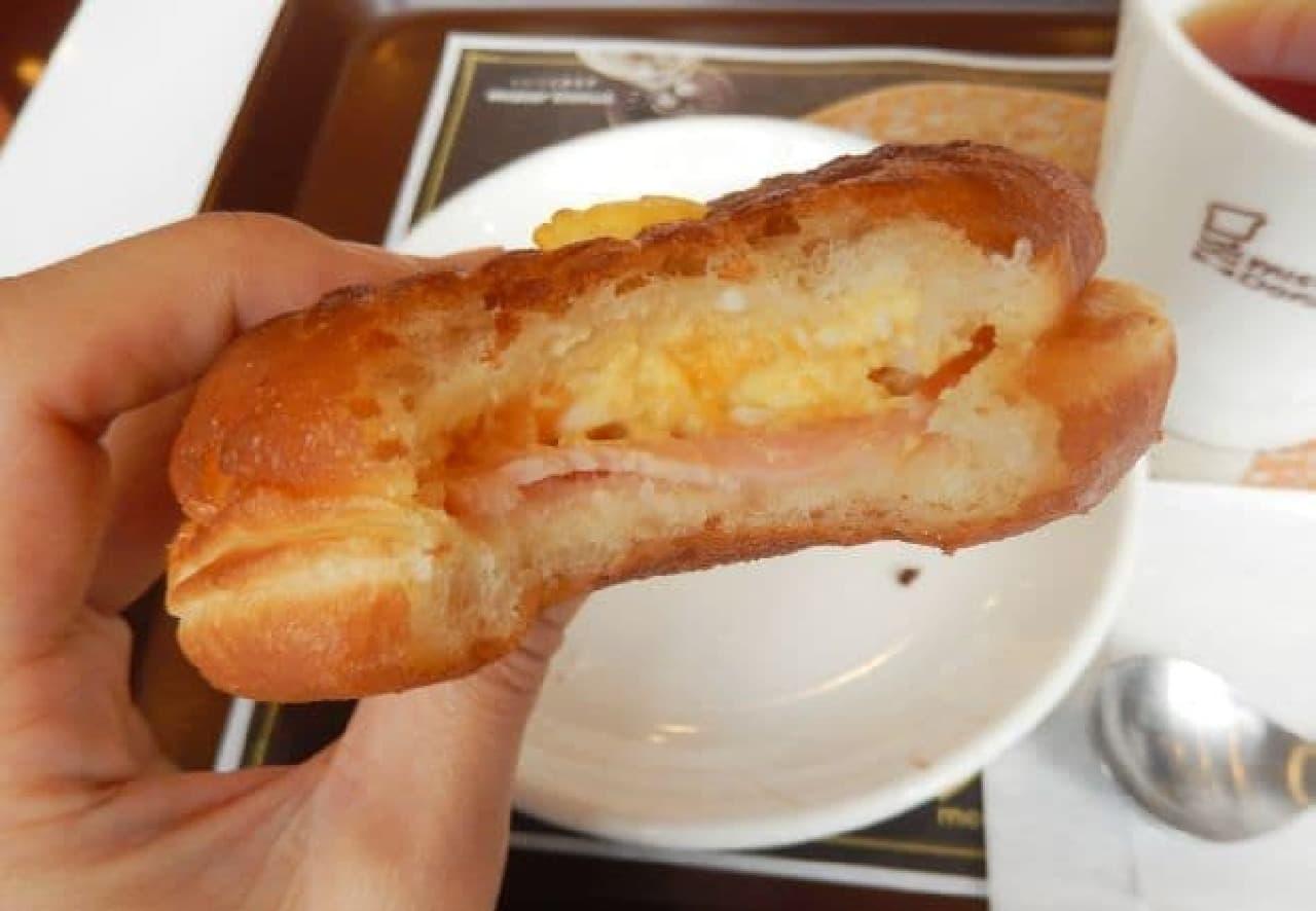 ミスタードーナツ「朝のミスドゴハンセット」