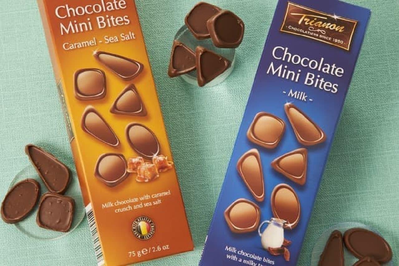トリアノンのチョコレート