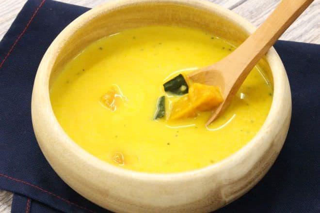イトーヨーカドー「濃厚!ホク甘かぼちゃスープ」