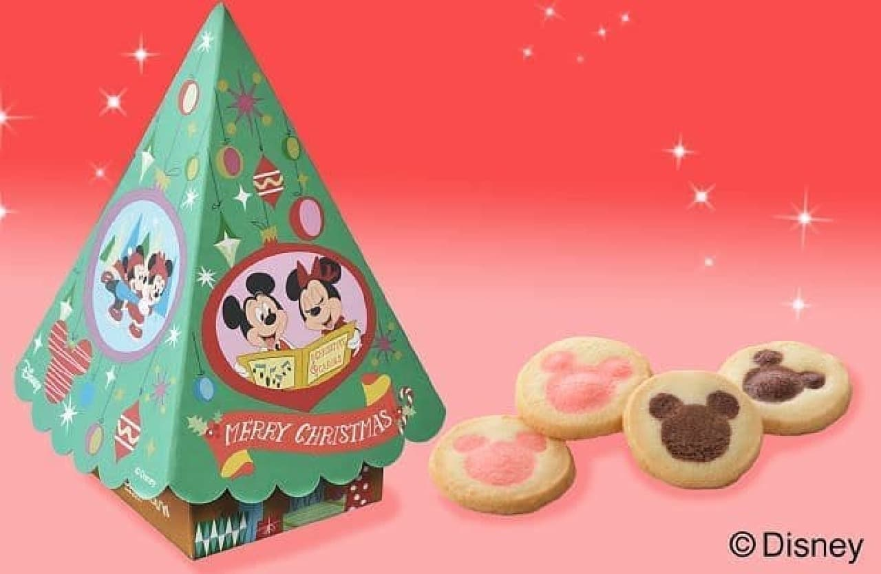 銀座コージーコーナー「<ディズニー>クリスマスツリー」