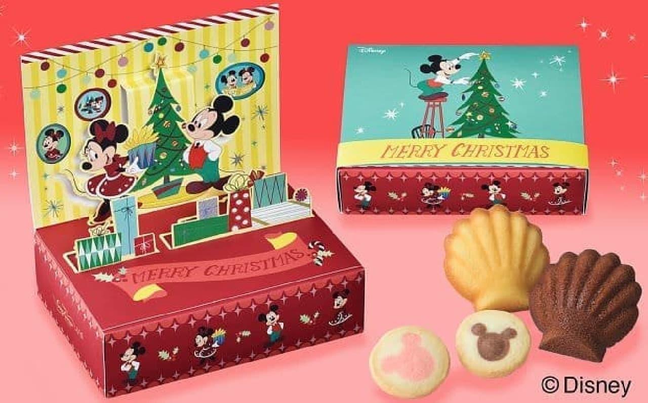 銀座コージーコーナー「<ディズニー>クリスマスボックス」