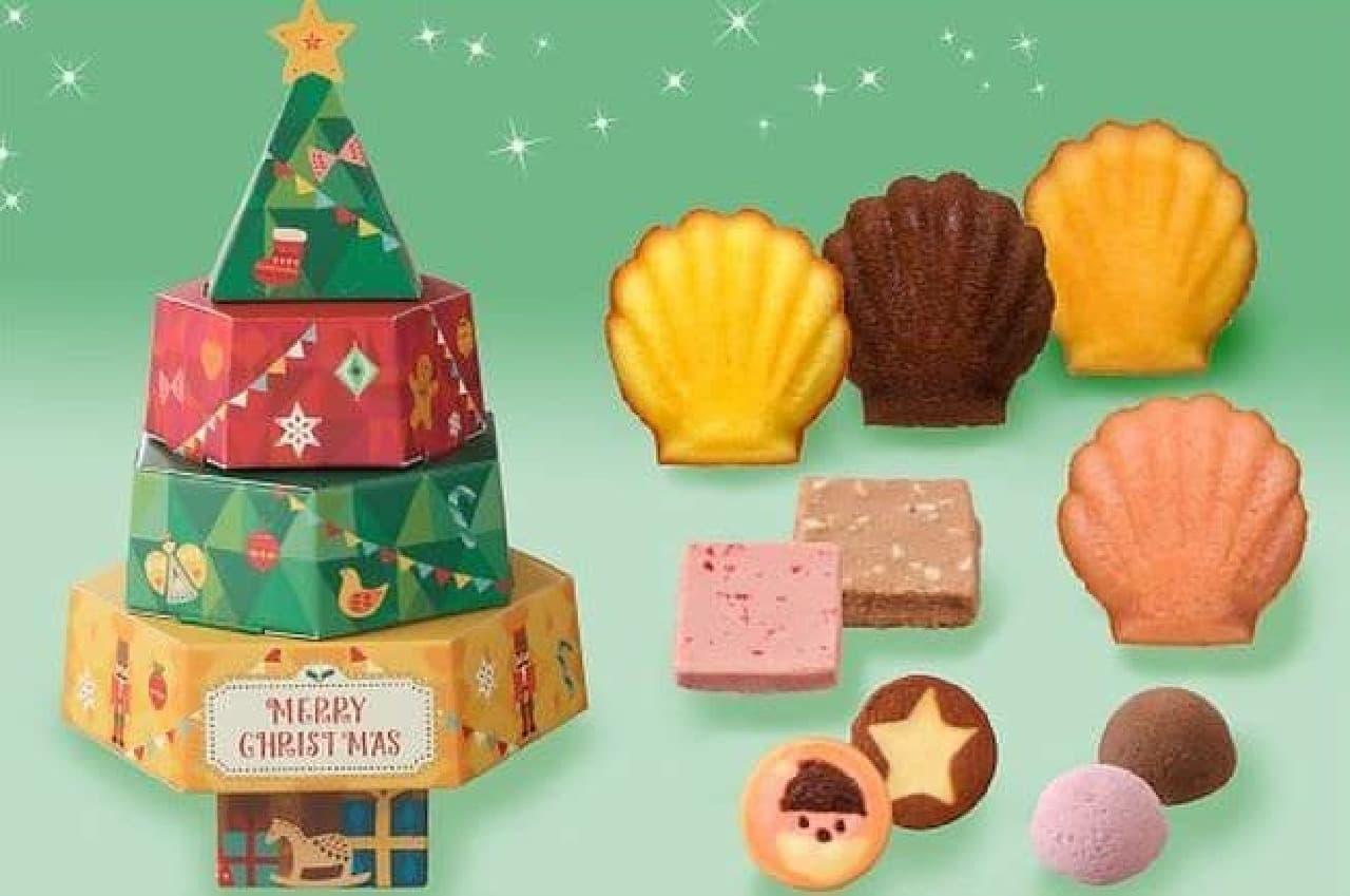 銀座コージーコーナー「クリスマス シンボルツリー」
