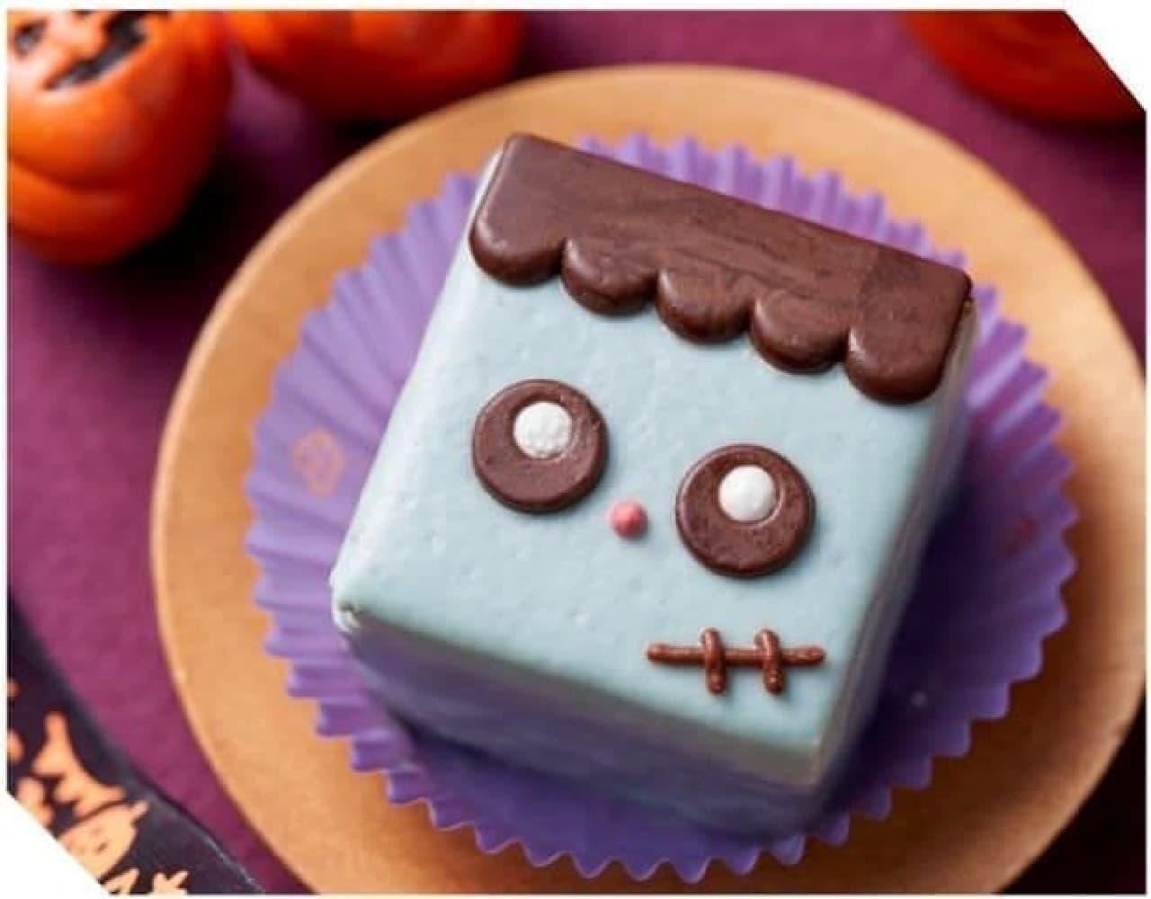 セブン-イレブンにハロウィン限定ケーキ