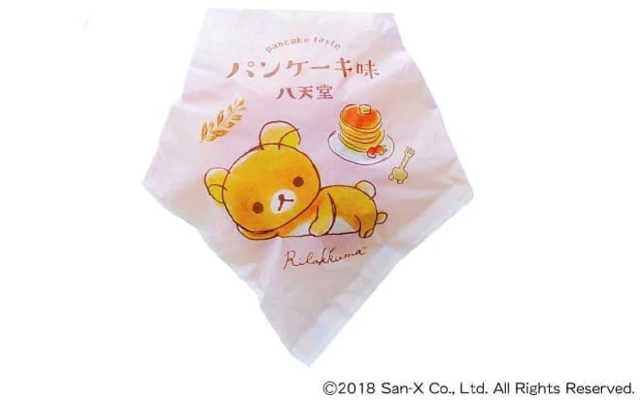 八天堂×リラックマ くりーむパンケーキ