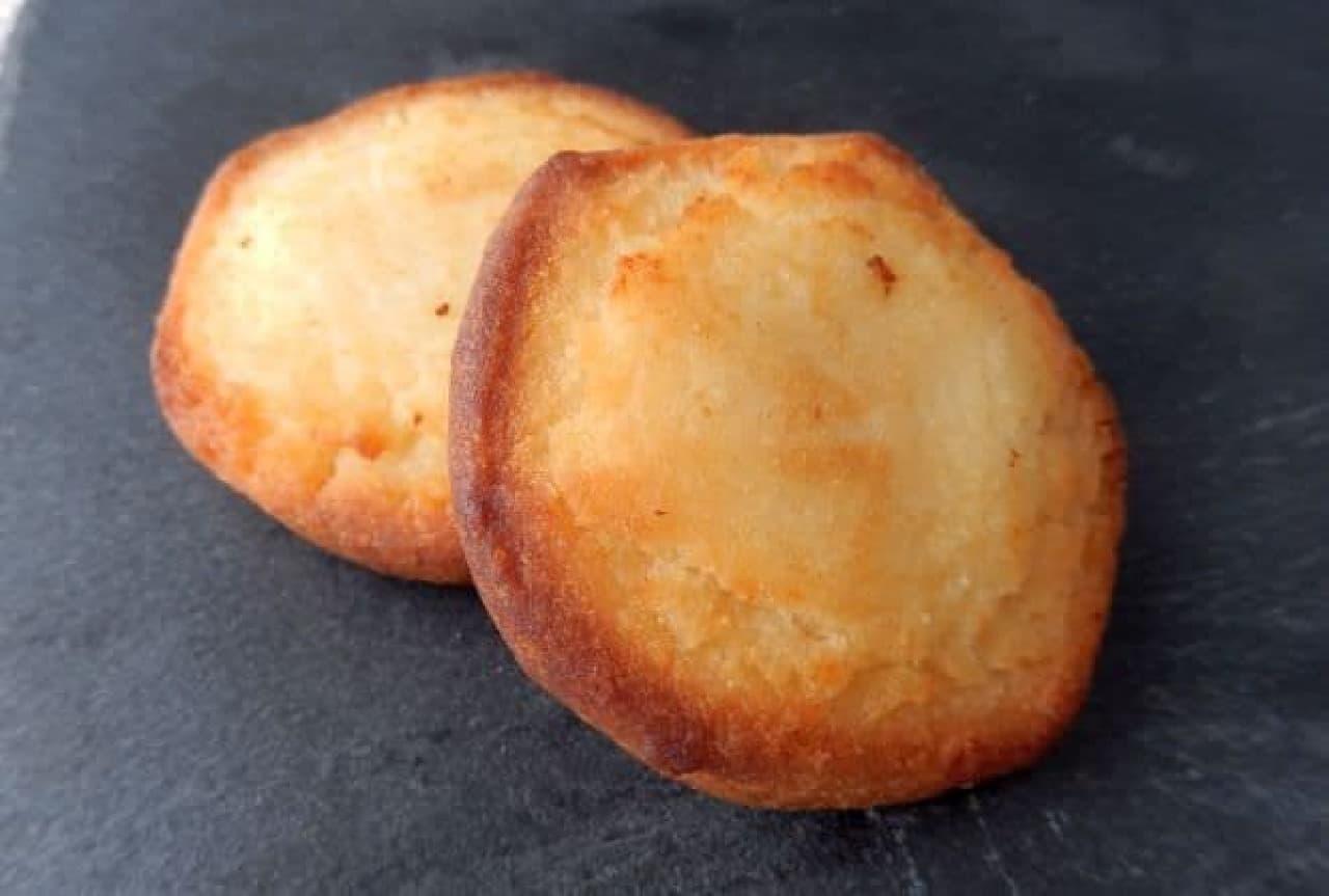 不二家「カントリーマアムベイクショップ 焼きチーズタルト」