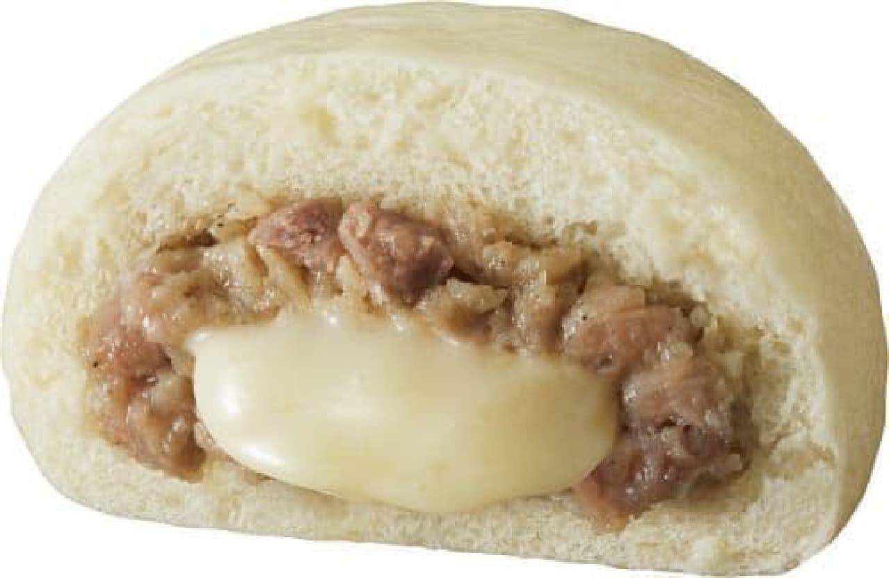 ファミリーマート「ファミマプレミアムチーズ肉まん」