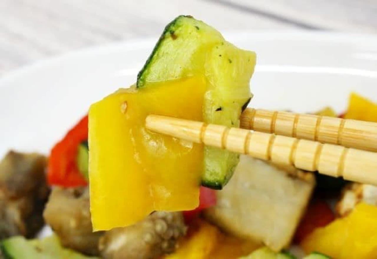 セブンの冷凍惣菜