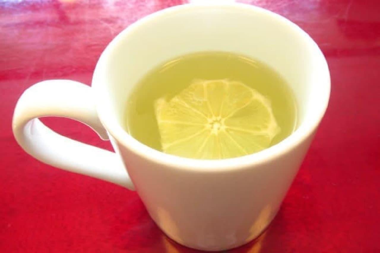 ベローチェの「はちみつレモン」