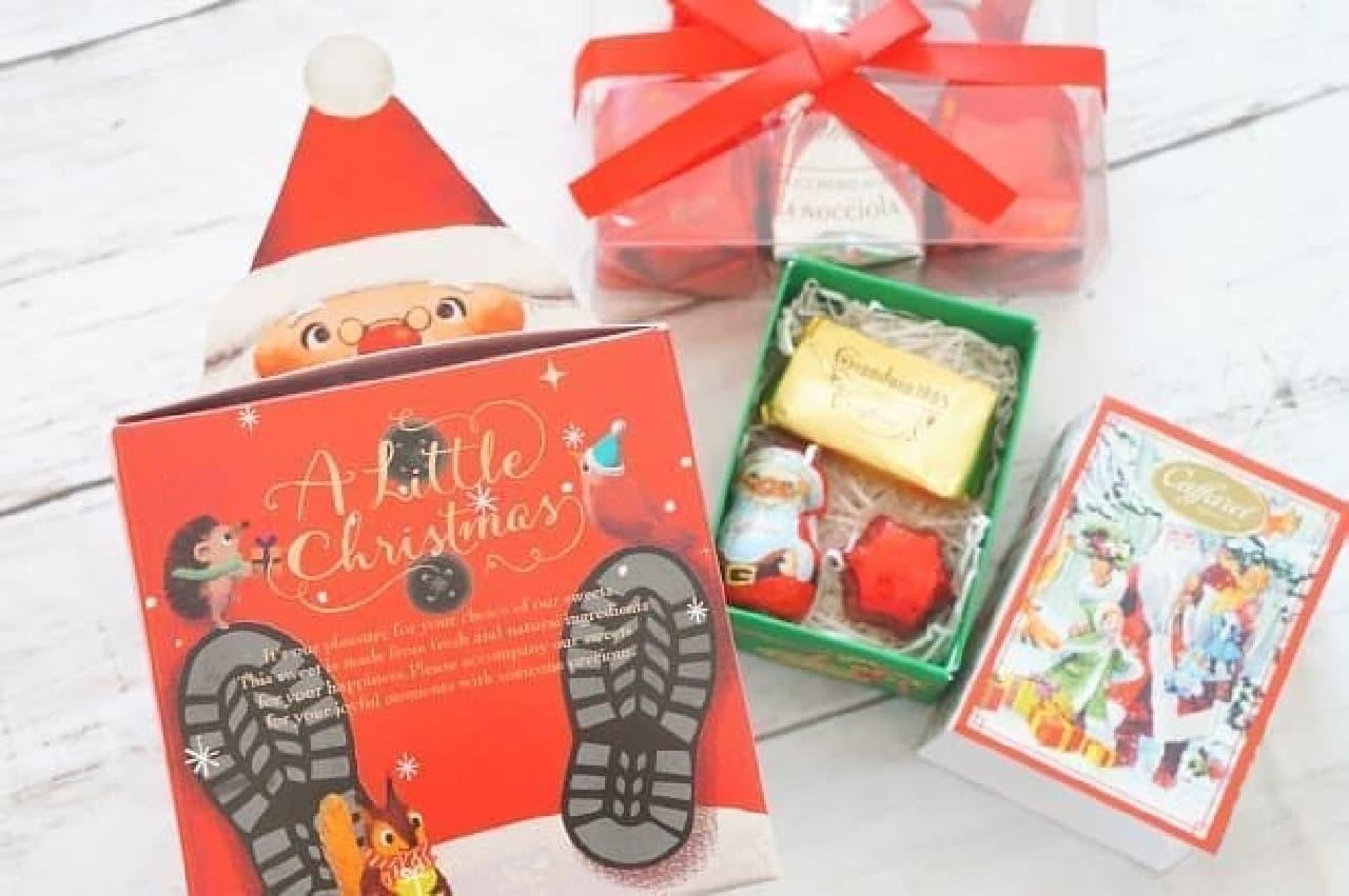 ディーンアンドデルーカのクリスマス菓子