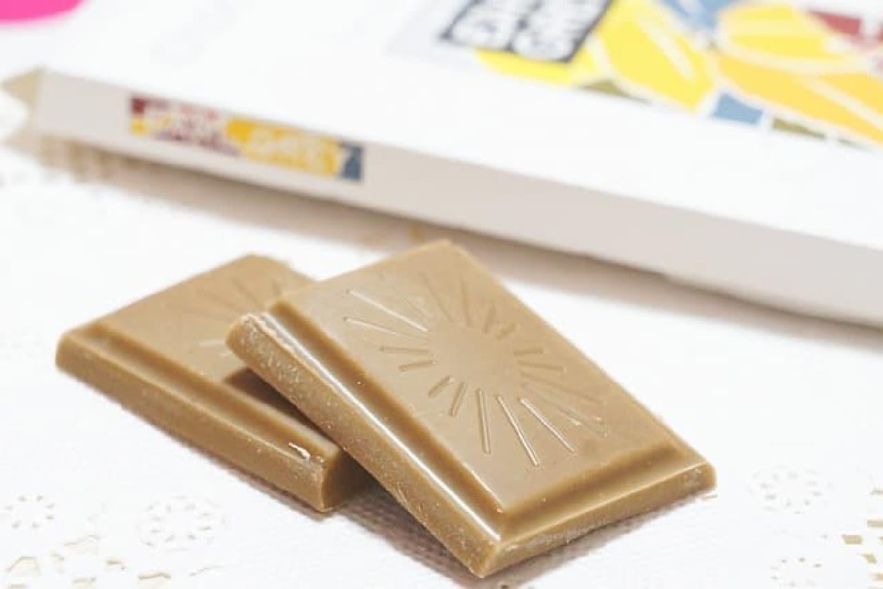 ステラ 有機チョコレート「アールグレイ」