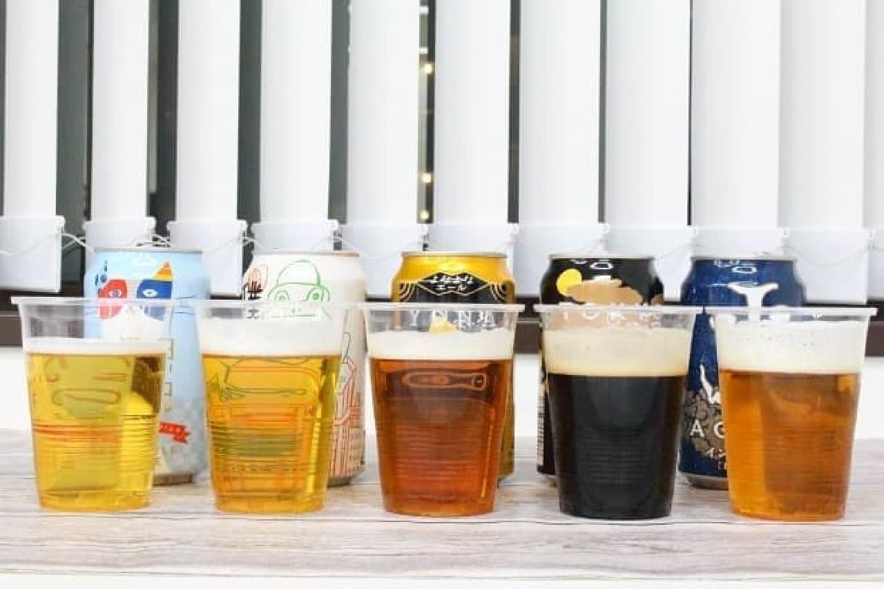 ヤッホーブルーイング「水曜日のネコ」「僕ビール、君ビール。」「よなよなエール」「東京ブラック」「インドの青鬼」
