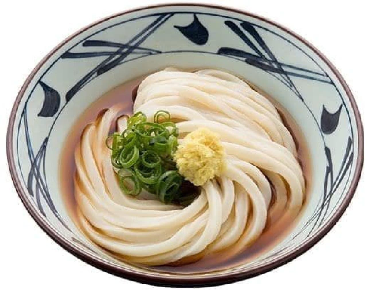 丸亀製麺「#丸亀製麺学割」キャンペーン