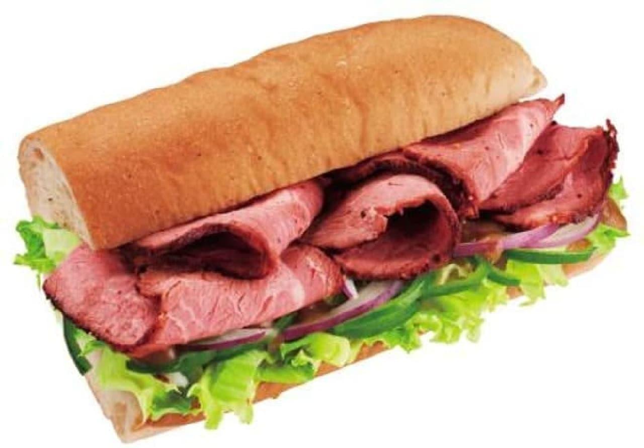 サブウェイのいい肉の日
