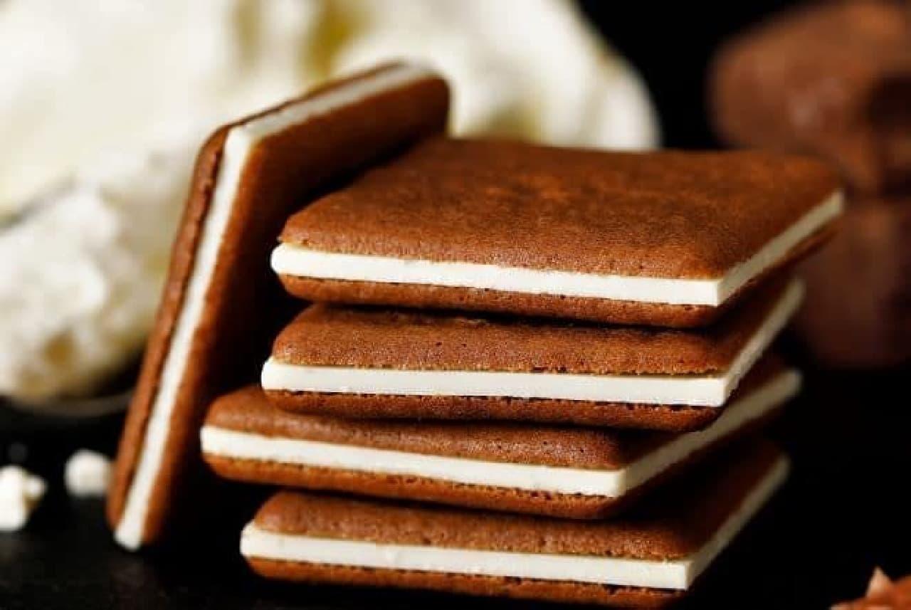 「ショコラ&マスカルポーネクッキー」東京ミルクチーズ工場
