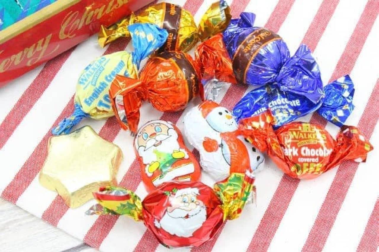 成城石井「クリスマスカウントボックス」
