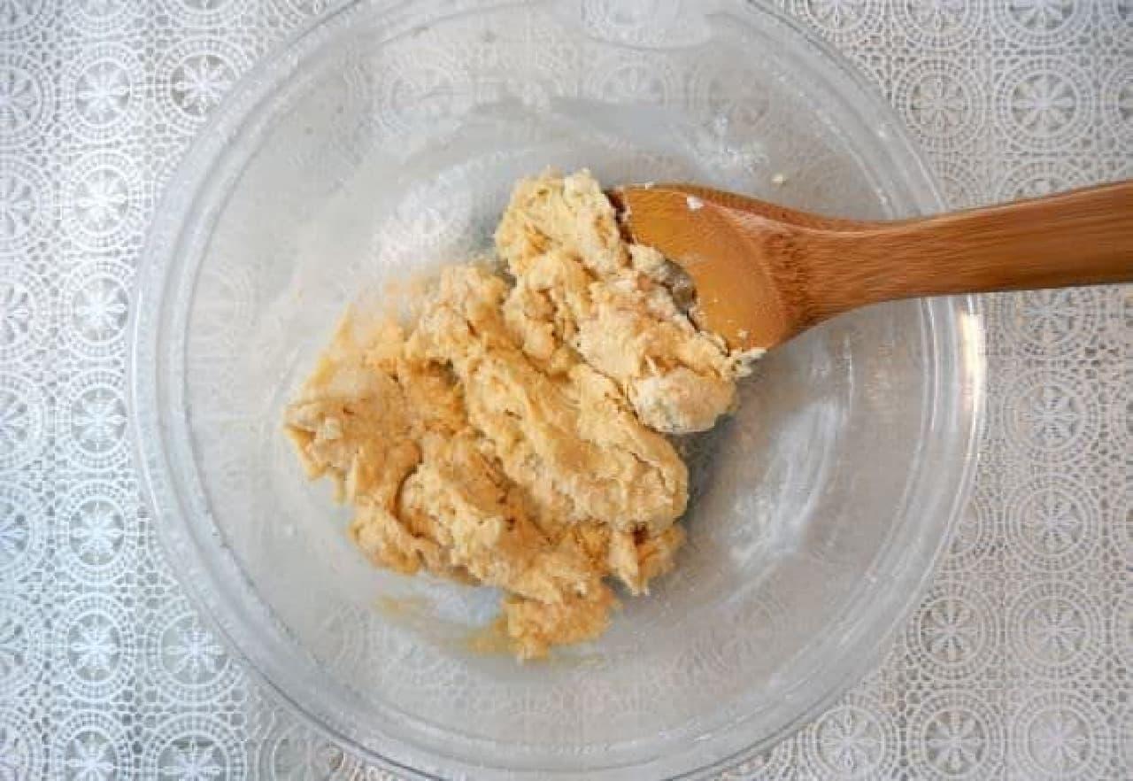 マヨネーズでクッキーを焼いてみた
