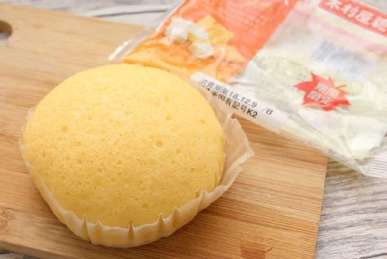木村屋のむしケーキを食べ比べ