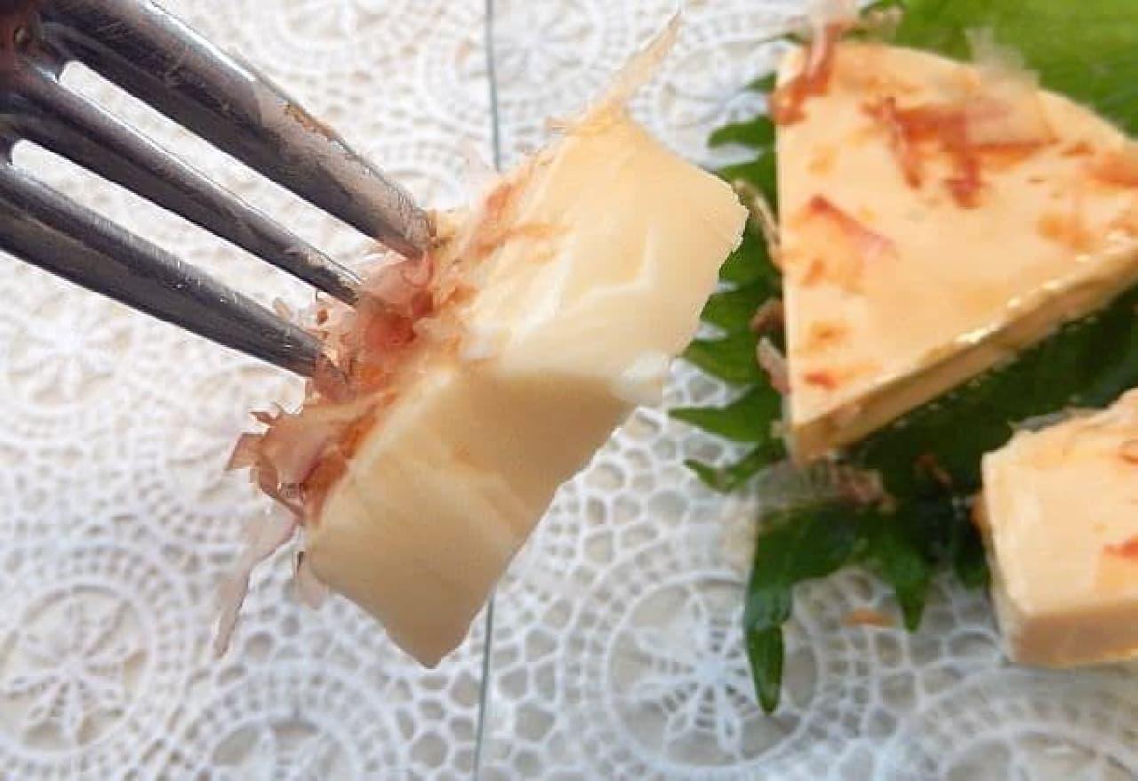 お酒が止まらないレシピ「づけ6Pチーズ」
