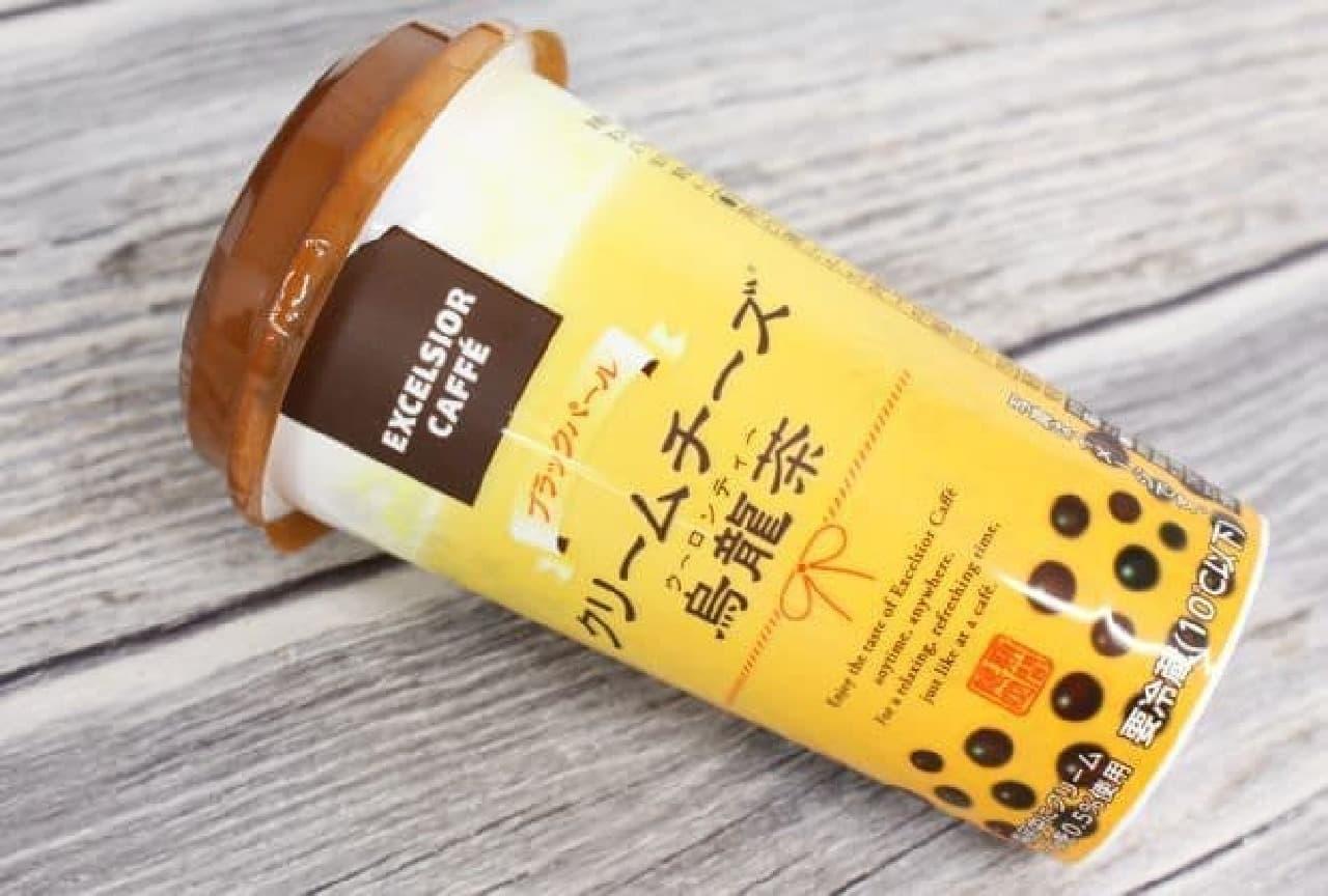 エクセルシオール「クリームチーズ烏龍茶」
