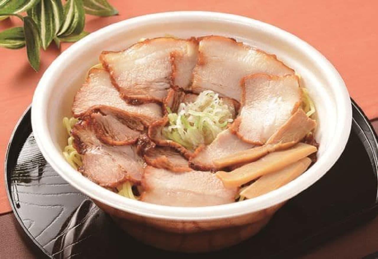 ローソンに肉が主役の『肉麺!』シリーズ