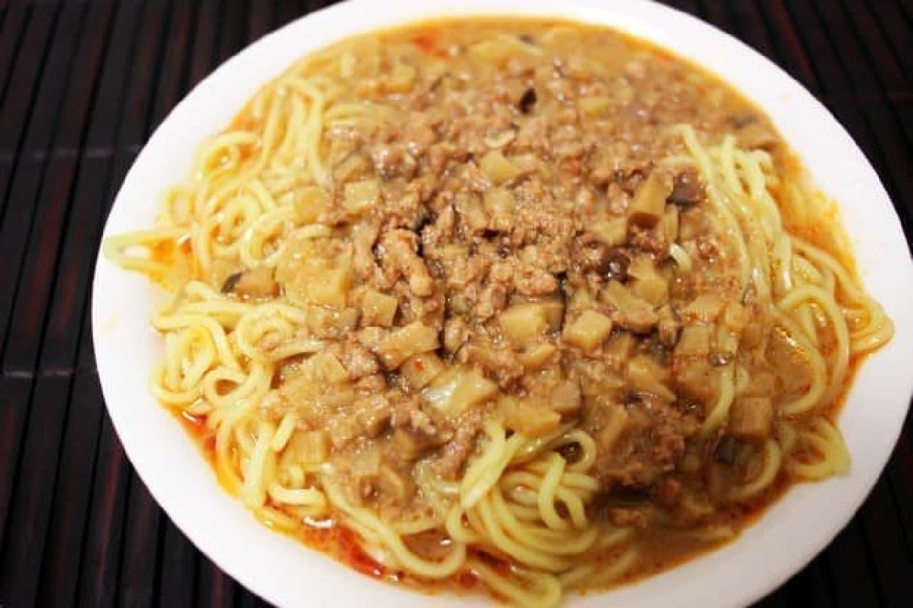 「麺にかけるソース」シリーズ「四川風麻婆ソース」