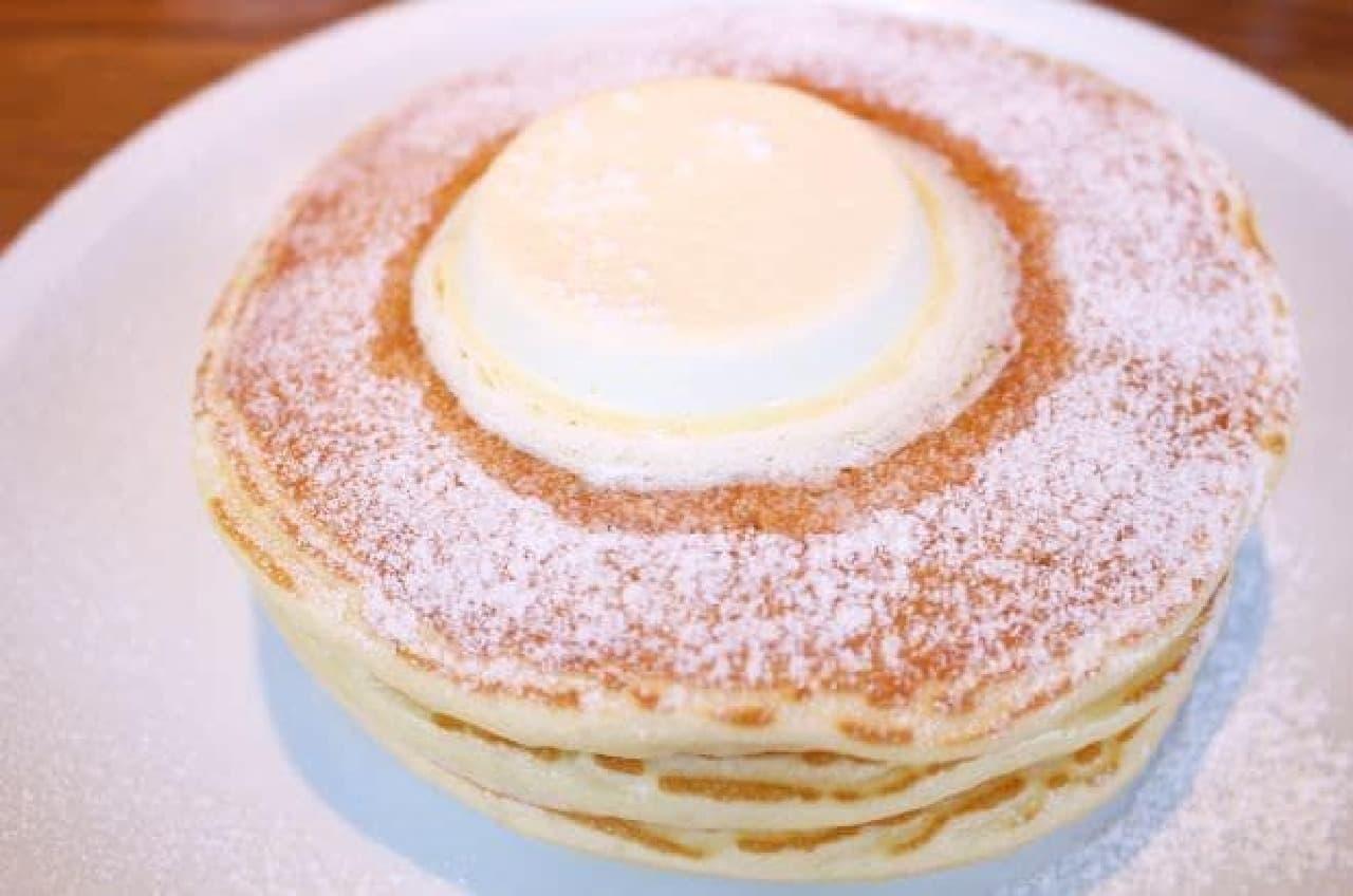 アイヴィープレイス「クラシックバターミルクパンケーキ」