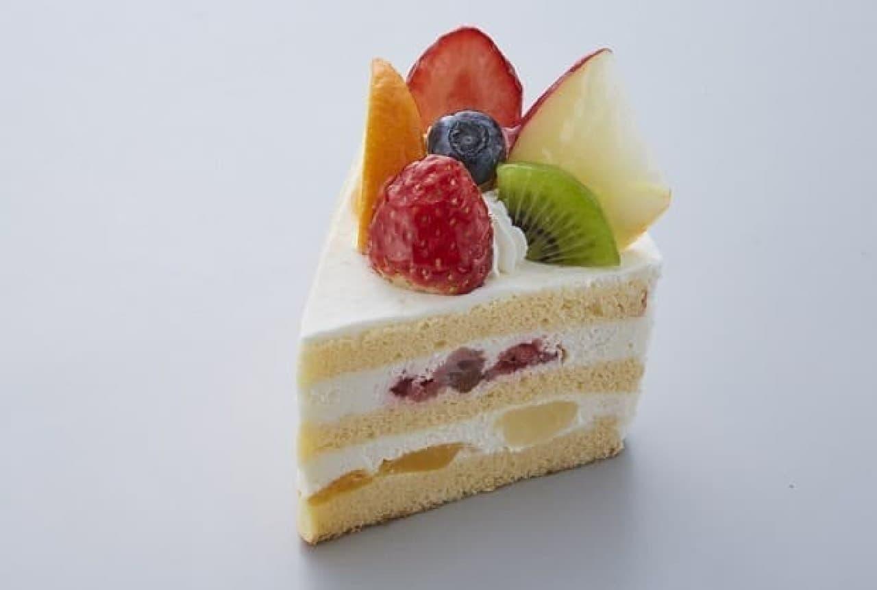 シャトレーゼ「成人の日 7種のフルーツトルテ」