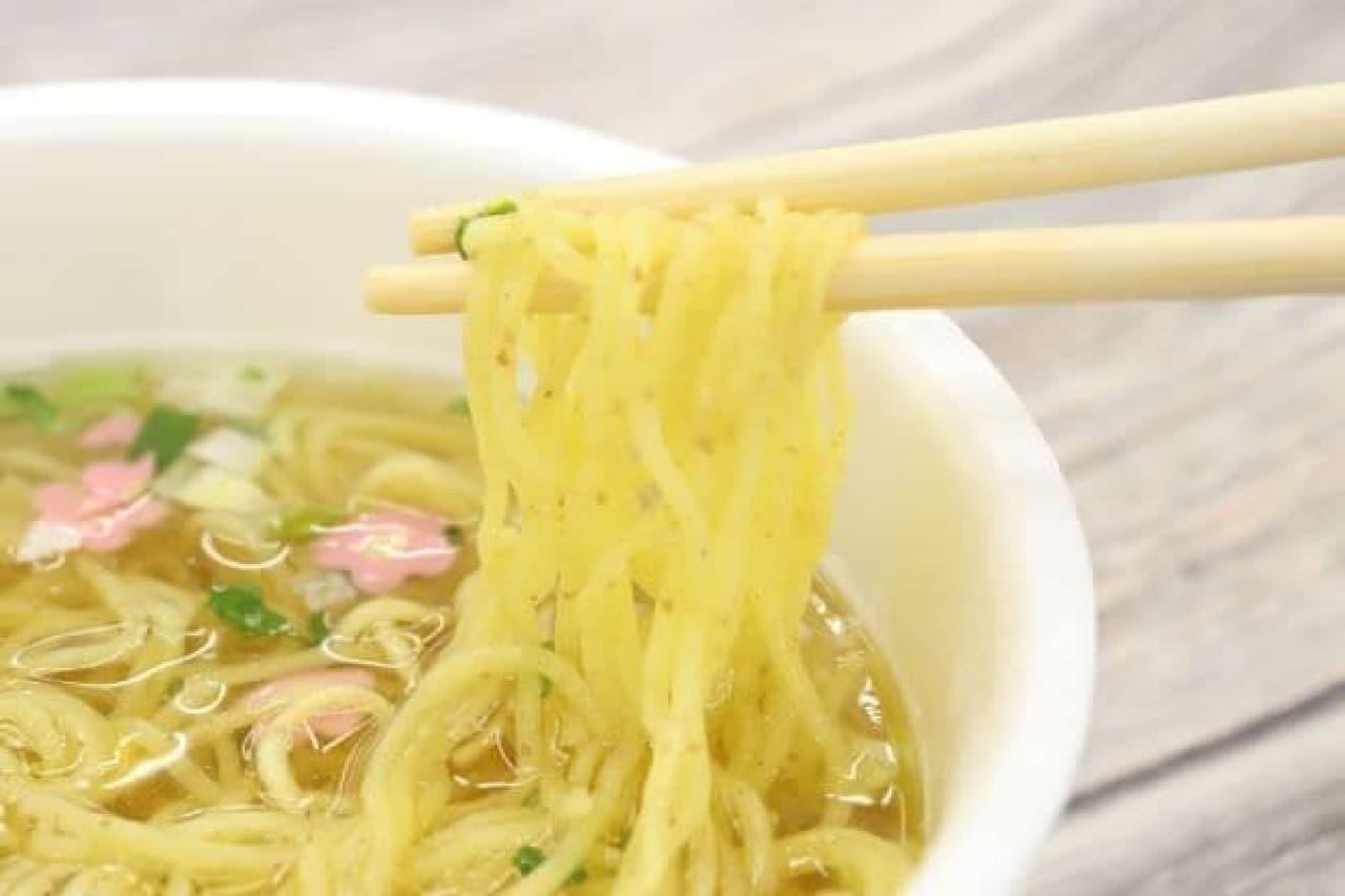 日清食品「日清麺職人 ふぐだし」