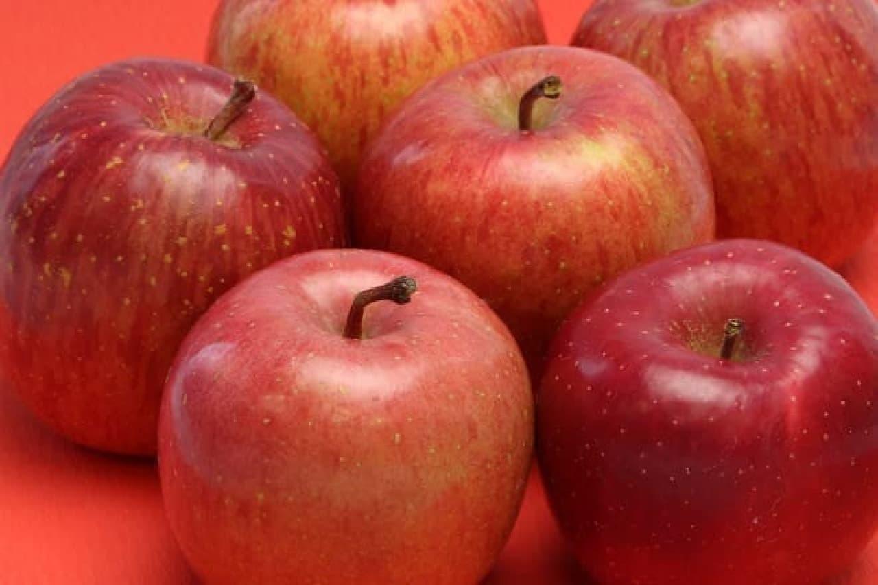 スイパラの冬のフルーツ食べ放題