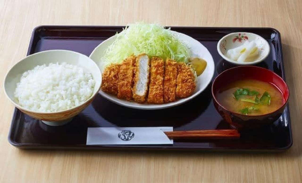 とんかつおりべ 浅草店