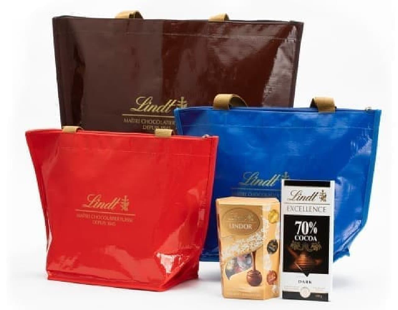 リンツチョコレート福袋