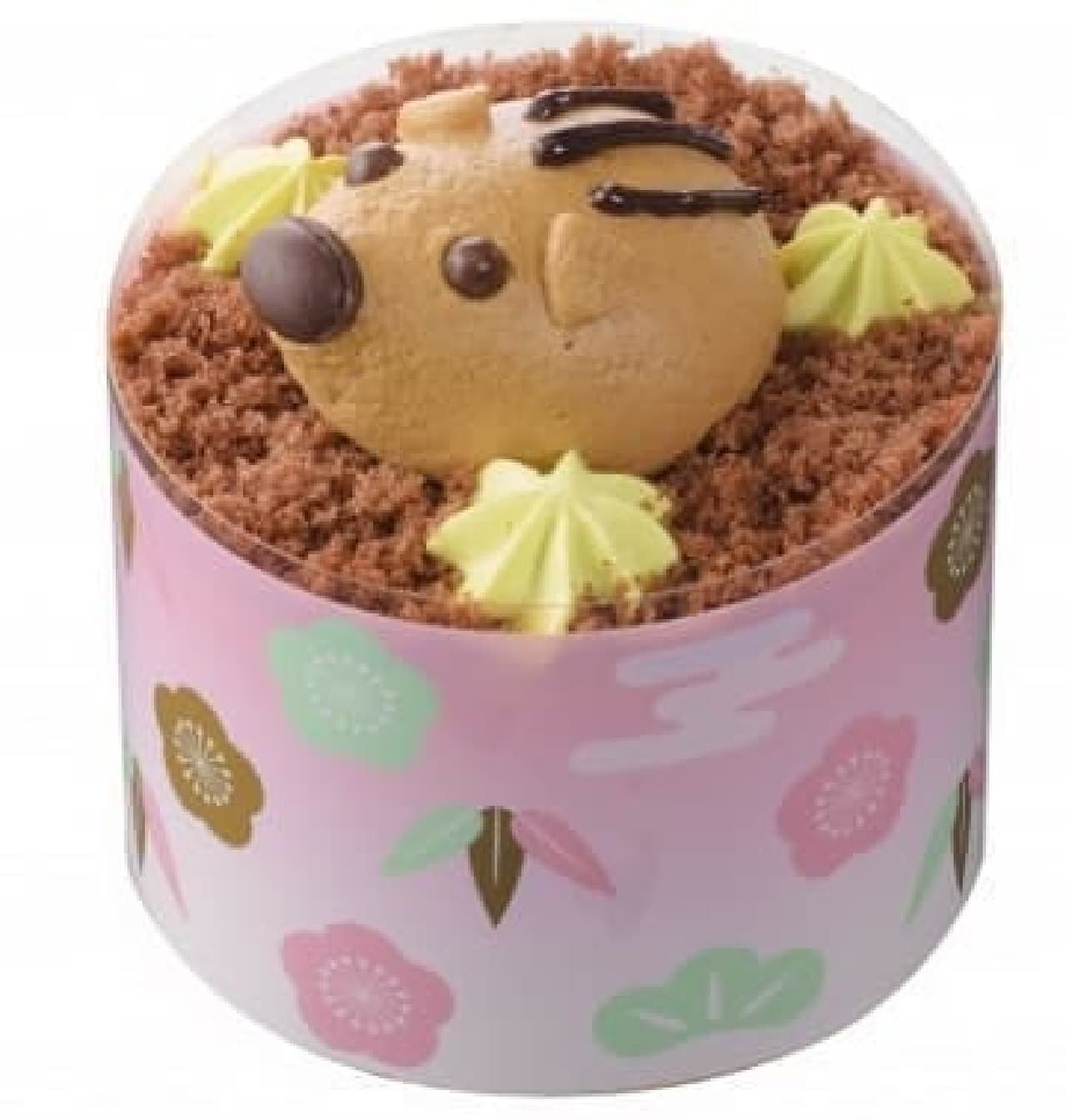 銀座コージーコーナー「亥年のケーキ」