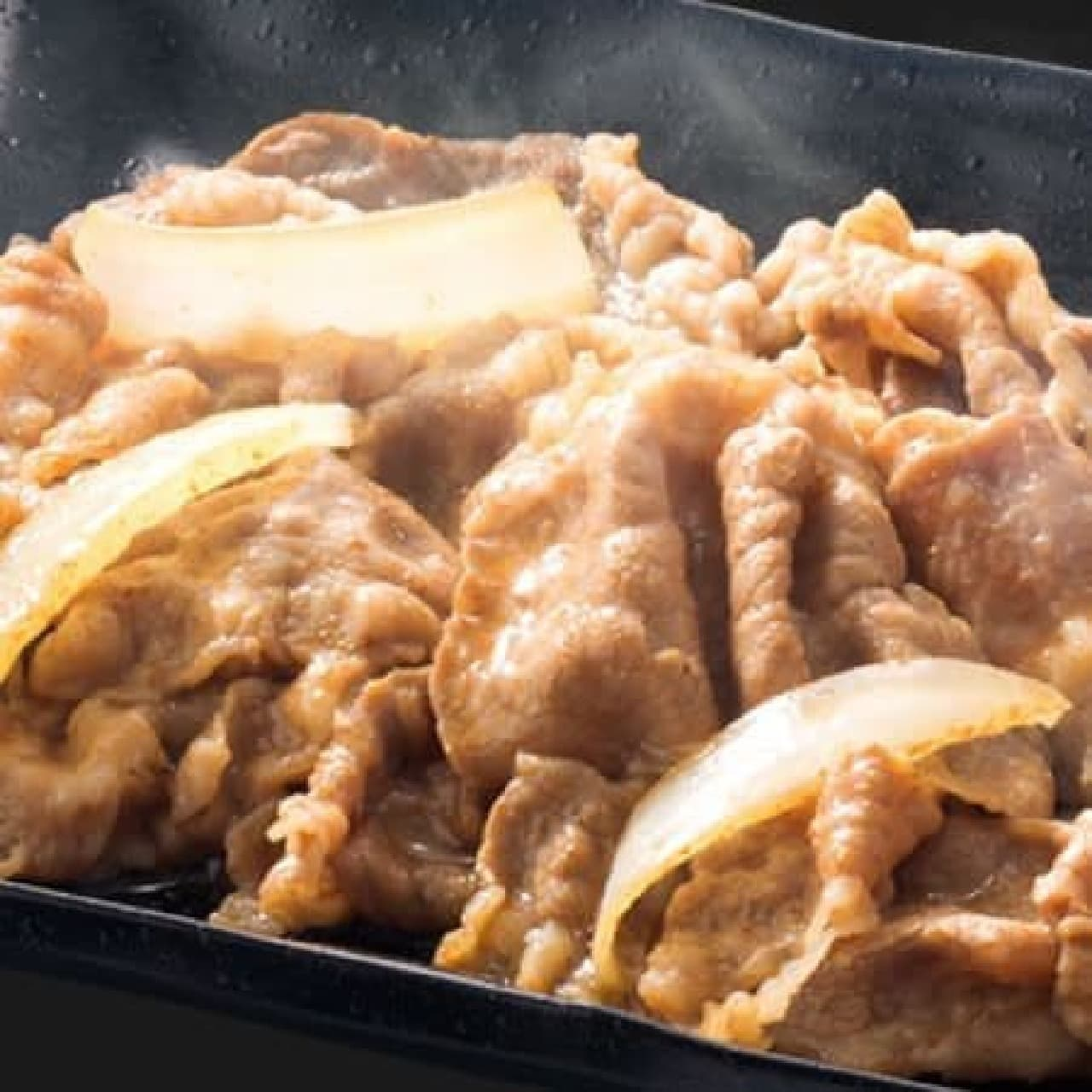 吉野家「牛皿」が定食になった「牛皿定食」