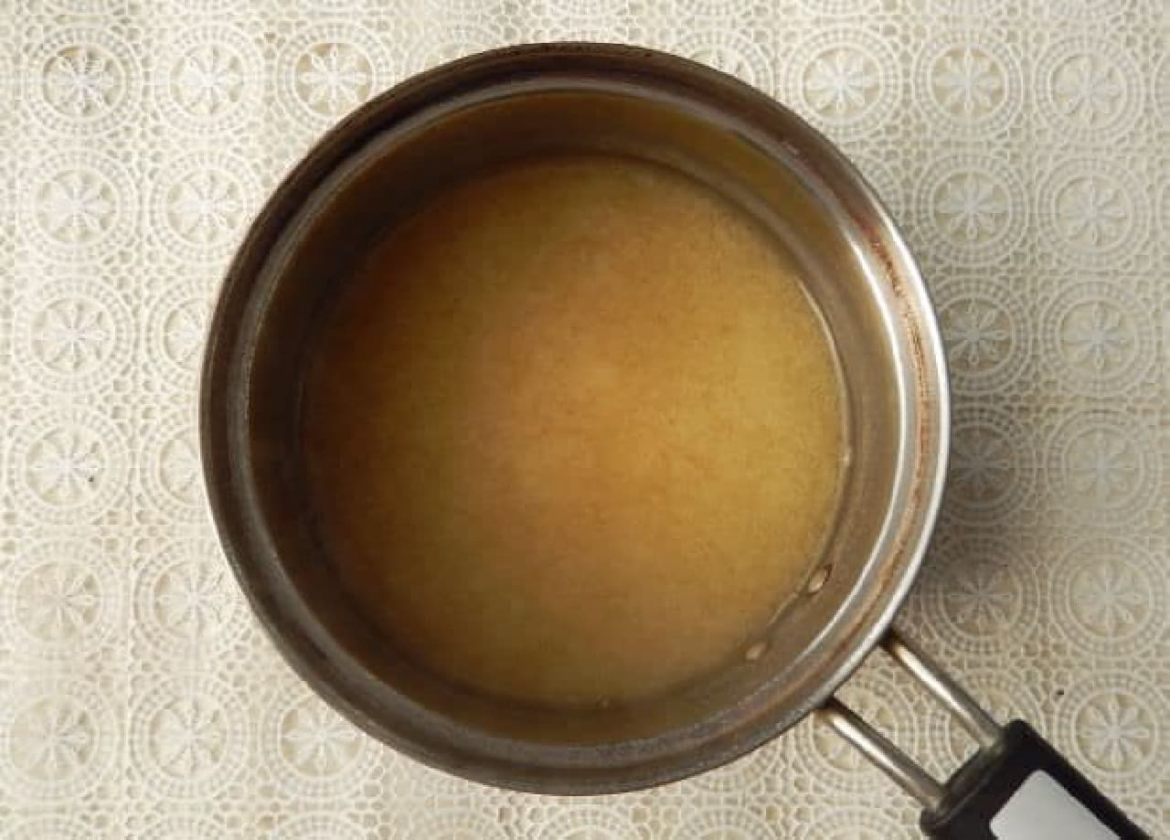 イタリアンみそ汁のレシピ
