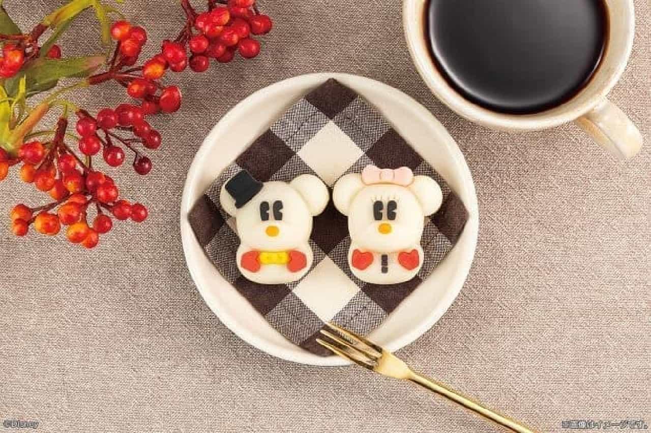 食べマス Disney WinterHoliday ver. ミッキーマウス&ミニーマウス