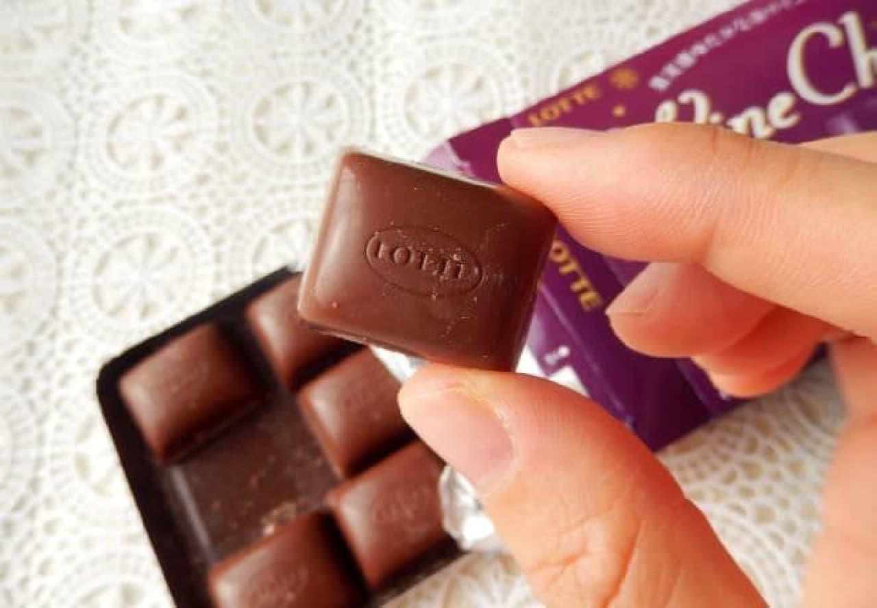 ロッテの洋酒チョコシリーズ4種を食べ比べ