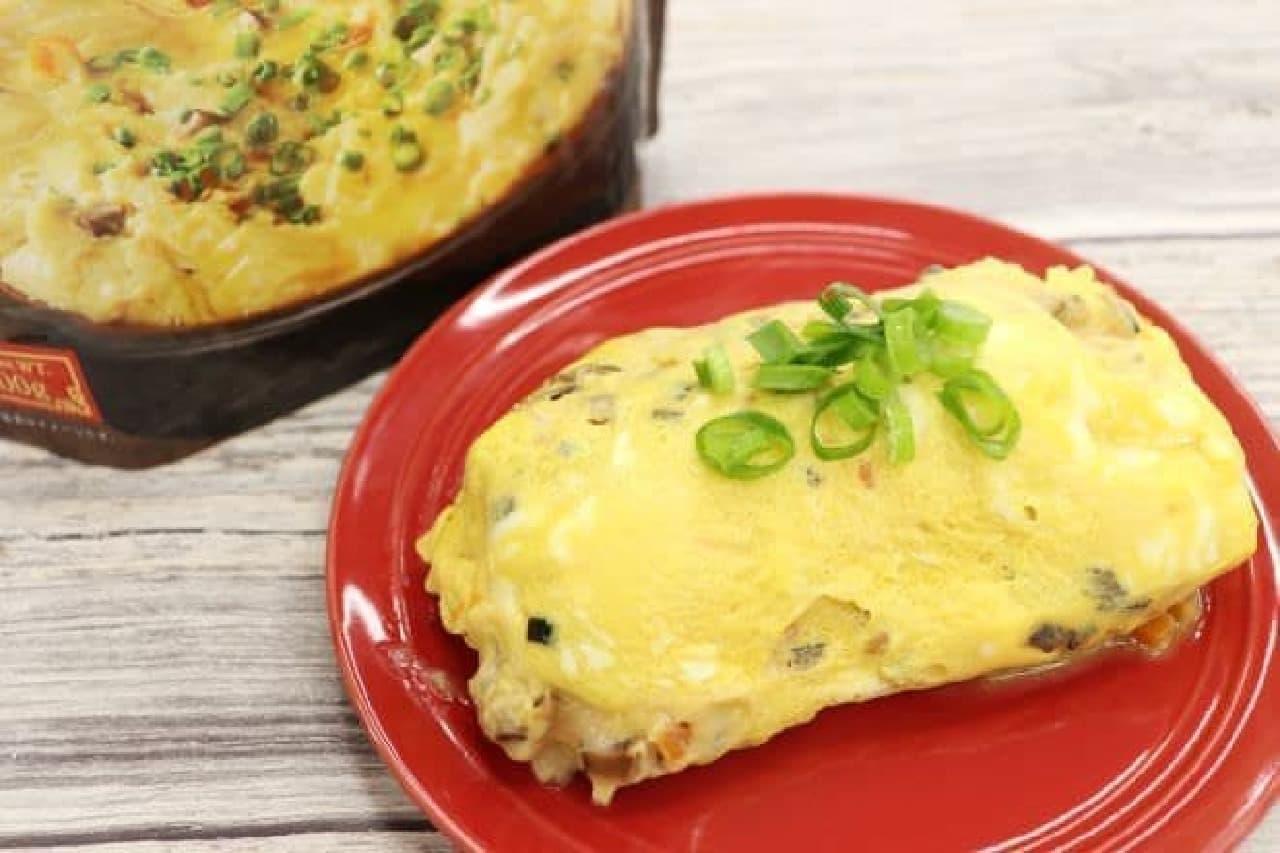 カルディ「韓国風蒸し焼き卵の素 ケランチム」